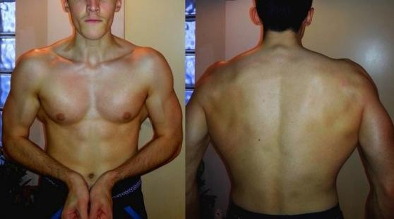 2 ans et 1 mois après