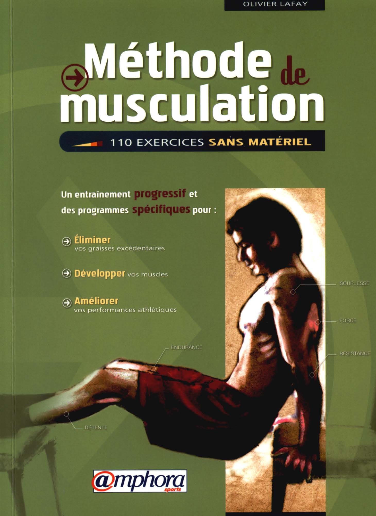 photo methode lafay musculation homme