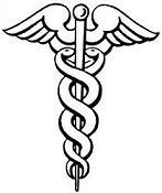 Caducee-Medecine